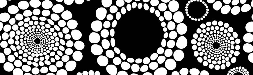 Black And White Patterns By Wall Art Prints