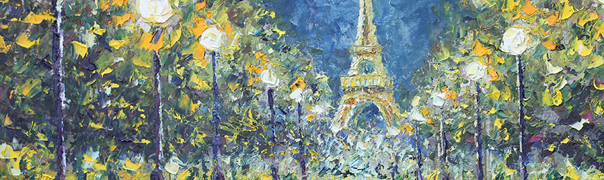 Paris Pictures by Wall Art Prints