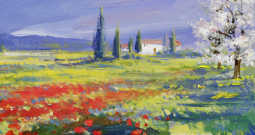 Wall Art Prints - Landscape Paintings