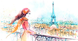 Wall Art Prints - Paris Pictures