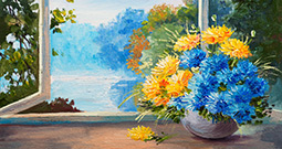 Wall Art Prints - Still Life Paintings