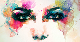 Wall Art Prints - Watercolour Painting