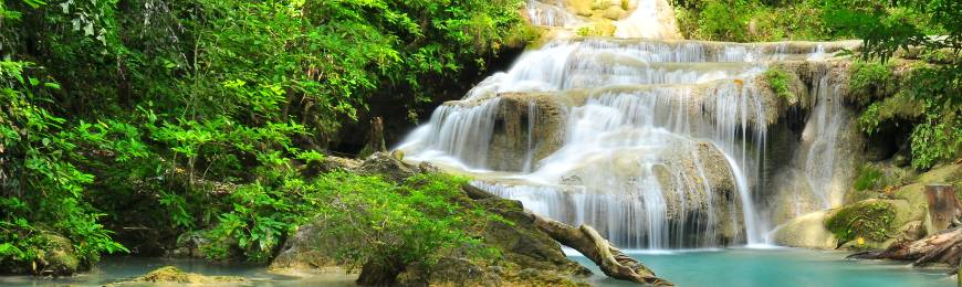 Waterfall Pictures by Wall Art Prints