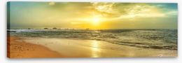 Beaches Stretched Canvas 101140468