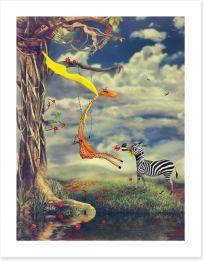Fantasy Art Print 102267553