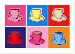 Pop Art Art Print 104015671
