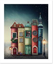 Magical Kingdoms Art Print 106990900