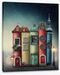 Magical Kingdoms Stretched Canvas 106990900