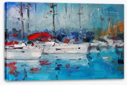 Impressionist Stretched Canvas 107268559