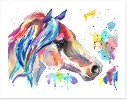 Animals Art Print 107310559