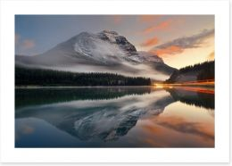 Lakes Art Print 108049622