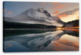 Lakes Stretched Canvas 108049622