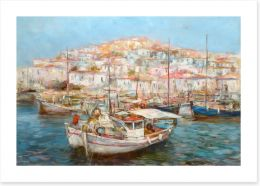 Impressionist Art Print 108154410