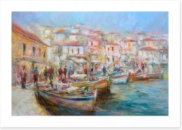 Impressionist Art Print 108154602