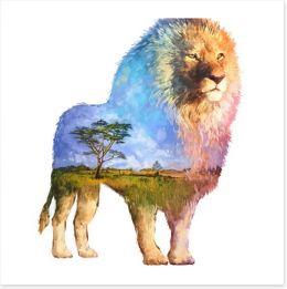 Animals Art Print 108368880