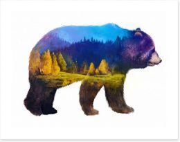 Animals Art Print 108368906