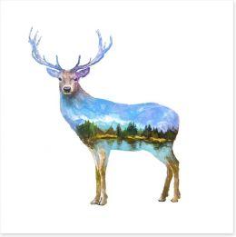 Animals Art Print 108368913
