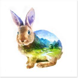Animals Art Print 108368962
