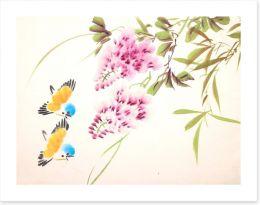 Chinese Art Art Print 109571108