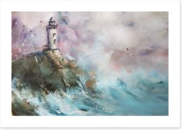 Impressionist Art Print 109858934