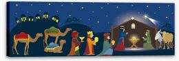 Christmas Stretched Canvas 10986827
