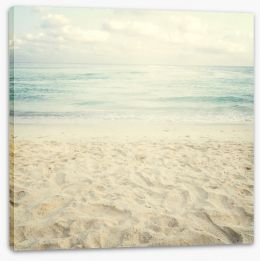 Beaches Stretched Canvas 110627295