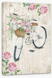 Vintage Stretched Canvas 115100031