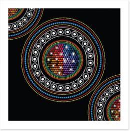 Harmony Art Print 118523975