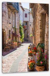 Village Stretched Canvas 119705583