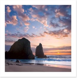 Beaches Art Print 120311139