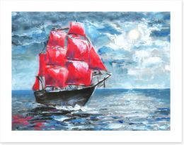 Impressionist Art Print 120793450