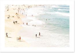 Beaches Art Print 121617109