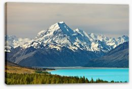 Magnificent Mount Cook Stretched Canvas 12172183