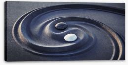 Zen Stretched Canvas 122629161