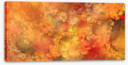 Autumn Stretched Canvas 122798720