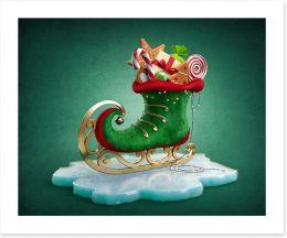 Christmas Art Print 123039283