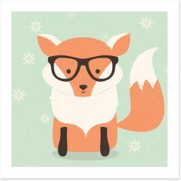 Animal Friends Art Print 123480403