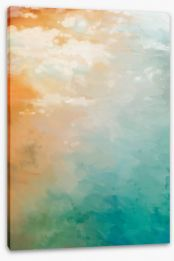 Abstract Stretched Canvas 125175255