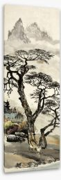 Chinese Art Stretched Canvas 125752024