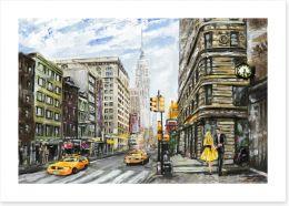 New York Art Print 125993715