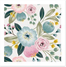 Spring Art Print 128564061