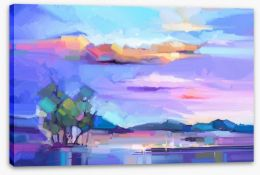 Impressionist Stretched Canvas 129052834