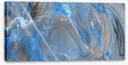 Contemporary Stretched Canvas 129493343