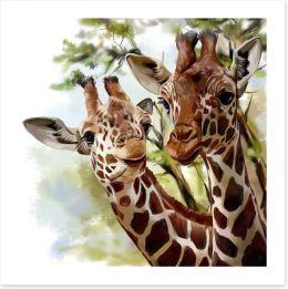 Animals Art Print 129875141