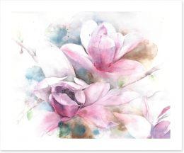 Floral Art Print 131253175