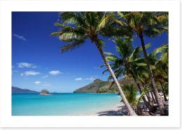 Beaches Art Print 131609522