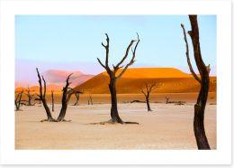 Desert Art Print 131713312