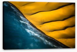 Oceans Stretched Canvas 133146642