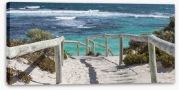Perth Stretched Canvas 134951641