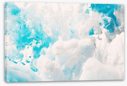 Abstract Stretched Canvas 135797127